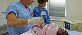 УЗИ тазобедренных суставов у новорожденных и грудничков норма углов и таблица для расшифровка по месяцам